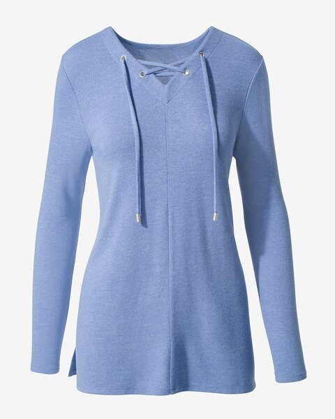 2b412048aab Lace-Up Tunic - Chico's Off The Rack - Chico's Outlet