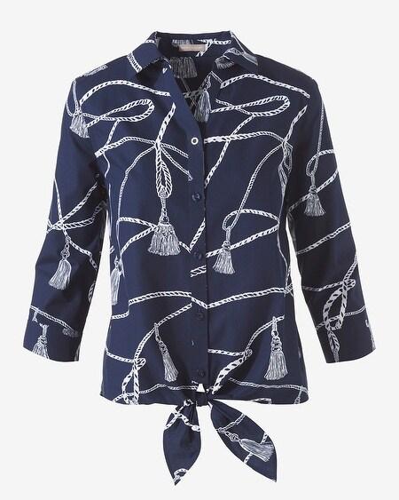 5b12dd3bdb3ab Women s Shirst   Blouses - Women s Clothing - Chico s Off The Rack ...