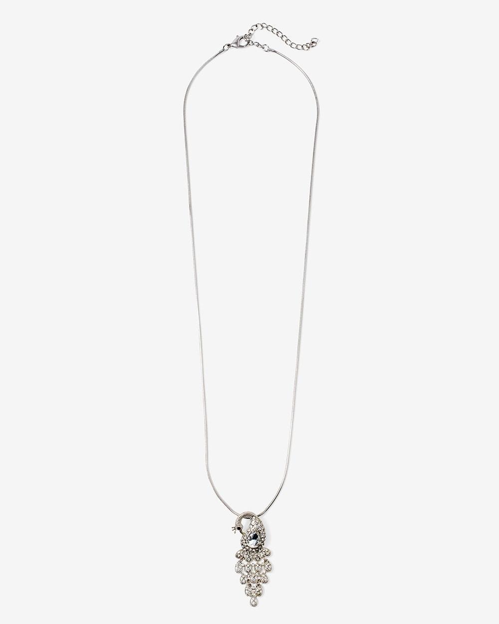 Chico/'s Elephant Necklace