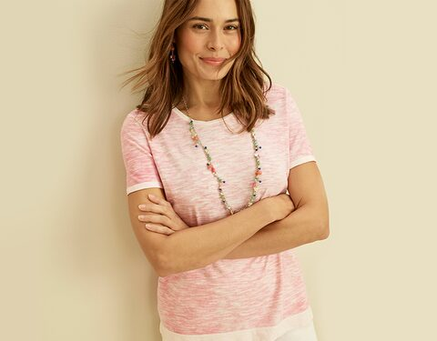 616c85e4 Women's Tees & Tanks - Women's Clothing - Chico's Off The Rack - Chico's  Outlet